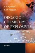 Organic Chemistry of Explosives