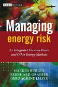 Managing Energy Risk