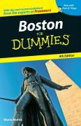 Boston for Dummies [With Post-It Flags]