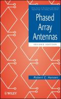 Phased Array Antennas