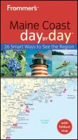 Frommer's Maine Coast Day by Day