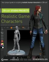 ZBrush Studio Projects