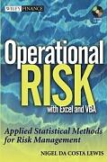 Operational Risk with Excel and VBA: Applied Statistical Methods for Risk Management