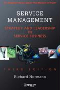 Service Management: Strategy and Leadership in Service Business