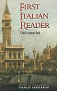 First Italian Reader: A Dual-Language Book