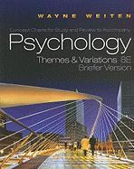 Psychology, Concept Charts for Study and Review: Themes and Variations, Briefer Version