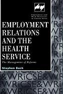 Employment Relations in the Health Service