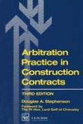 Arbitration Practice in Construction Contracts