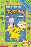 Official Pokemon Handbook [With Pokemon Poster]