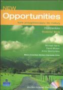 Opportunities New Intermediate Students Book z plyta CD