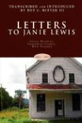 Letters to Janie Lewis: Grassy Meadows, Greenbrier County, West Virginia