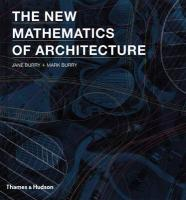 The New Mathematics of Architecture