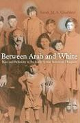 Between Arab and White: Race and Ethnicity in the Early Syrian American Diaspora