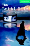 Cambridge English Readers 3 The Lahti File with CD