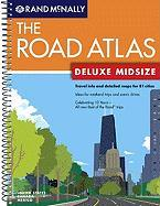 Rand McNally Deluxe Midsize Road Atlas