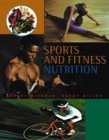 Sports and Fitness Nutrition (with Infotrac) [With Infotrac]