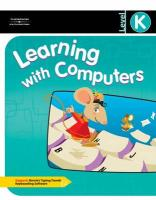 Learning with Computers Level K