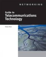 Guide to Telecommunications Technology