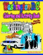 Washington DC Coloring & Activity Book