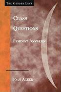 Class Questions: Feminist Answers