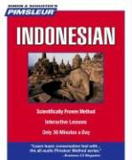 Indonesian, Compact: Learn to Speak and Understand Indonesian with Pimsleur Language Programs