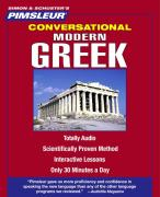 Conversational Modern Greek
