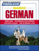 German, Basic: Learn to Speak and Understand German with Pimsleur Language Programs