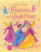 How to Draw Princesses and Ballerinas