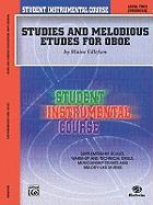 Studies and Melodious Etudes for Oboe, Level 2