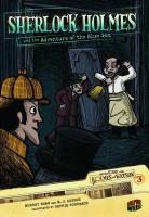 #3 Sherlock Holmes and the Adventure of the Blue Gem