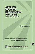Applied Logistic Regression Analysis