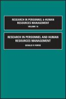 Research in Personnel and Human Resources Management, Volume 16