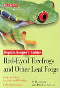 Red-Eyed Tree Frogs and Leaf Frogs