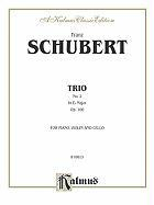 Trio No. 2 in E-Flat Major, Op. 100: Piano, Violin, & Cello