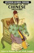 Dictionary of 1000 Chinese Proverbs
