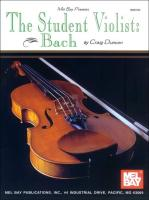 The Student Violist: Bach