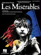 Selections from Les Miserables Alto Saxophone: Cameron Mackintosh Presents Boublil and Schonberg's