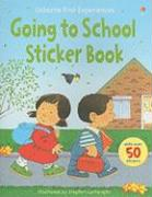 Going to School Sticker Book [With Stickers]