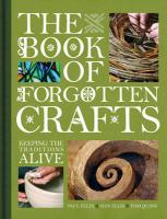 Book of Forgotten Crafts