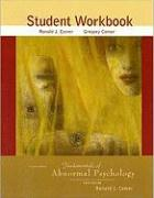 Fundamentals of Abnormal Psychology Student Workbook