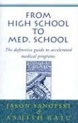 From High School to Med School: The Definitive Guide to Accelerated Medical Programs