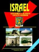 Israel Government and Business Contacts Handbook