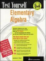 Test Yourself: Elementary Algebra