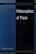 Philosophy and Geography III: Philosophies of Place: Philosophies of Place