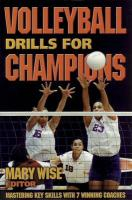Volleyball Drills for Champions