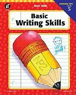 Basic Writing Skills, Grade 5