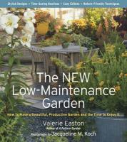 New Low-Maintenance Garden