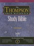 Thompson-Chain Reference Bible-NIV