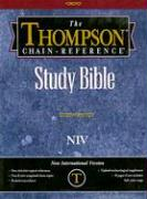 Thompson-Chain Reference Study Bible-NIV