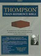 Thompson Chain-Reference Bible-NIV
